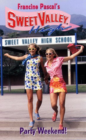 9780553492330: Party Weekend (Sweet Valley High)