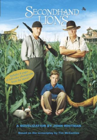 Secondhand Lions (0553494228) by Whitman, John