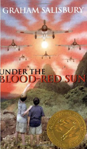 9780553494877: Under the Blood-Red Sun