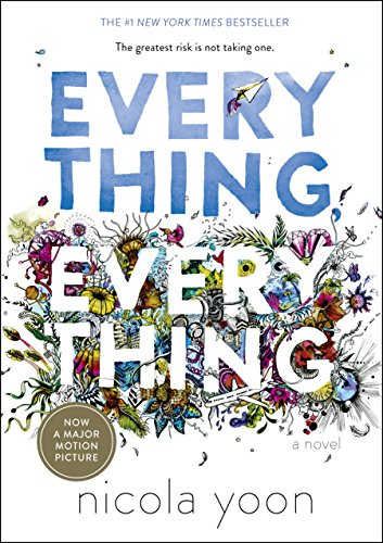 Everything, Everything 9780553496642 The instant #1 New York Times bestseller--now a major motion picture starring Amandla Stenberg as Maddy and Nick Robinson as Olly.  Risk everything . . . for love. What if you couldn't touch anything in the outside world? Never breathe in the fresh air, feel the sun warm your face . . . or kiss the boy next door? In Everything, Everything, Maddy is a girl who's literally allergic to the outside world, and Olly is the boy who moves in next door . . . and becomes the greatest risk she's ever taken.  My disease is as rare as it is famous. Basically, I'm allergic to the world. I don't leave my house, have not left my house in seventeen years. The only people I ever see are my mom and my nurse, Carla.   But then one day, a moving truck arrives next door. I look out my window, and I see him. He's tall, lean and wearing all black—black T-shirt, black jeans, black sneakers, and a black knit cap that covers his hair completely. He catches me looking and stares at me. I stare right back. His name is Olly.   Maybe we can't predict the future, but we can predict some things. For example, I am certainly going to fall in love with Olly. It's almost certainly going to be a disaster. Everything, Everything will make you laugh, cry, and feel everything in between. It's an innovative,  inspiring, and heartbreakingly romantic debut novel that unfolds via vignettes, diary entries, illustrations, and more.  The movie is available on digital now! everythingeverythingfilm on Instagram @everythingfilm on Twitter @everythingeverythingmovie on Facebook everythingeverythingmovie.com And don't miss Nicola Yoon's The Sun Is Also A Star, the #1 New York Times bestseller in which two teens are brought together just when it seems like the universe is sending them in opposite directions.