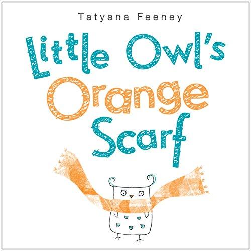 9780553496734: Little Owl's Orange Scarf