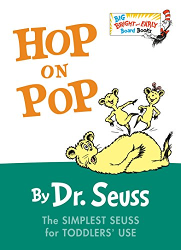 9780553496796: Hop on Pop (Big Bright & Early Board Book)