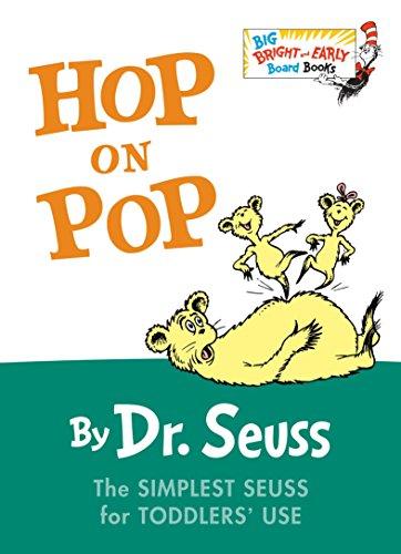 9780553496796: Hop on Pop (Big Bright & Early Board Book)