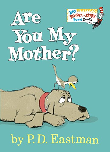 9780553496802: Are You My Mother? (Big Bright & Early Board Book)