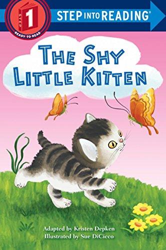 9780553497632: The Shy Little Kitten