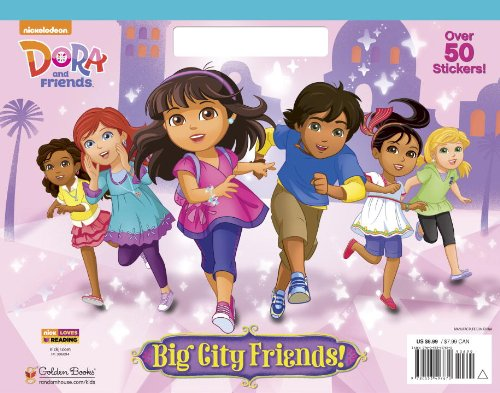 9780553497670: BIG CITY FRIENDS! -