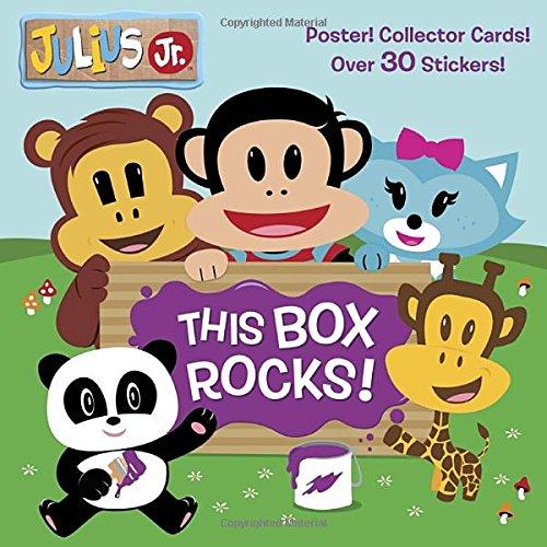 9780553498639: Julius Jr.: This Box Rocks!