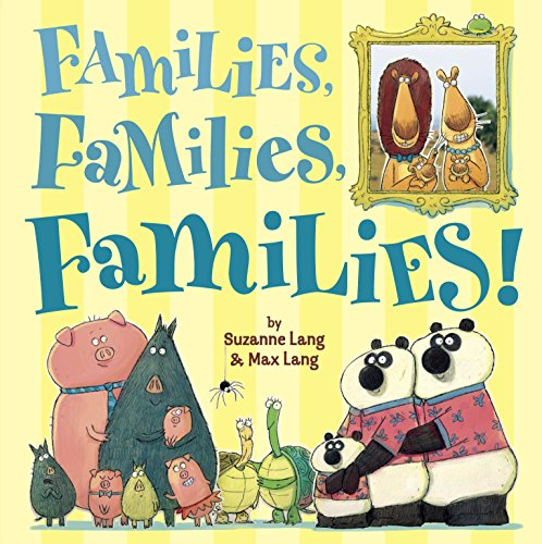 9780553499384: Families, Families, Families!