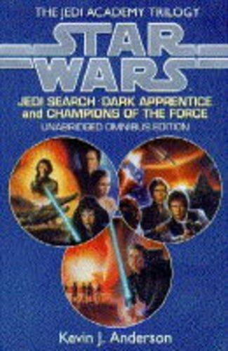 9780553503821: Star Wars: Jedi Academy Trilogy Omnibus