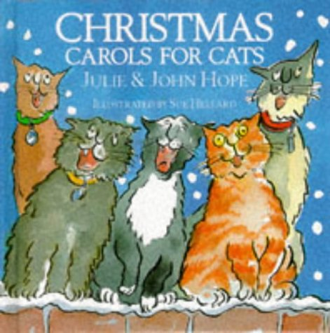 9780553503906: Christmas Carols for Cats