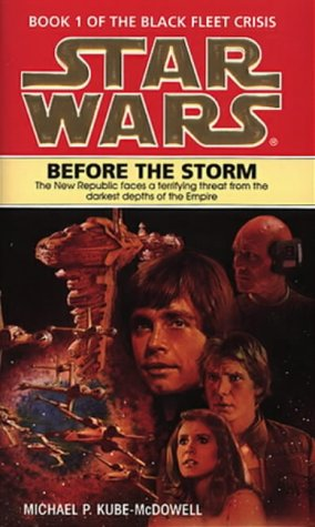 9780553504316: Star Wars Before the Storm