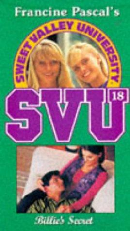 Billie's Secret (Sweet Valley University): John, Laurie, Pascal,