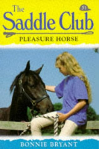 9780553504880: Pleasure Horse (Saddle Club)
