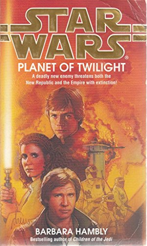 9780553505290: Star Wars: Planet of Twilight