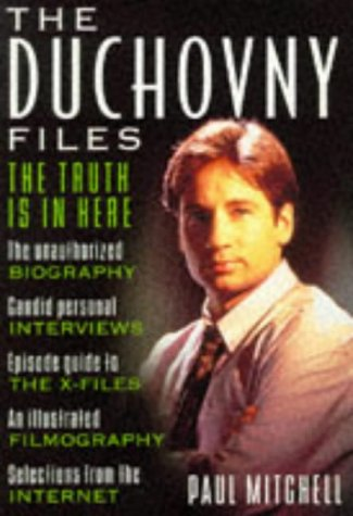 9780553505917: The Duchovny Files: The Truth is In Here