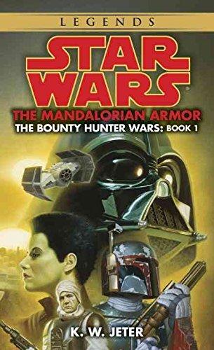 9780553506013: Mandalorian Armor (Star Wars: The Bounty Hunter Wars)