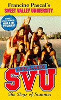 The Boys of Summer (Sweet Valley University: Francine Pascal, Laurie