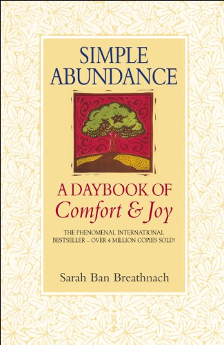 9780553506624: Simple Abundance: A Daybook of Comfort and Joy