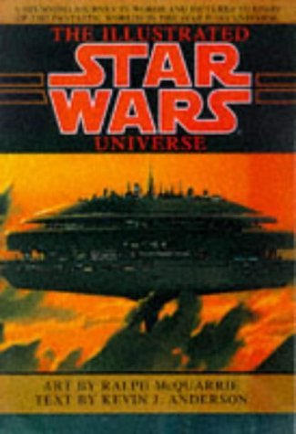 9780553506655: The Illustrated Star Wars Universe