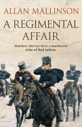 9780553507157: A Regimental Affair (Matthew Hervey)