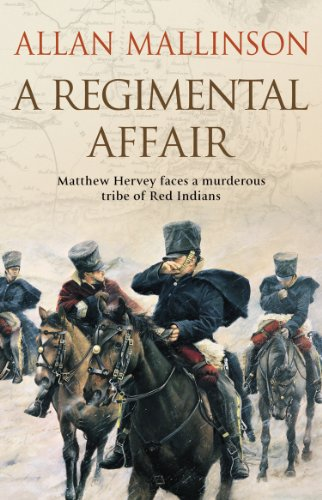 9780553507157: A Regimental Affair (Matthew Hervey)