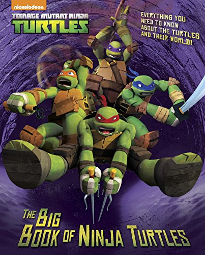 The Big Book of Ninja Turtles