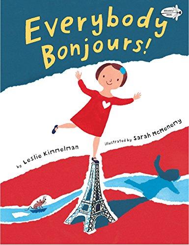 9780553507829: Everybody Bonjours!