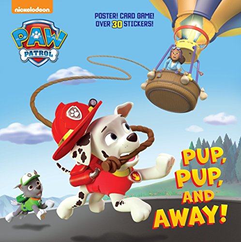 9780553507942: Pup, Pup, and Away! (Paw Patrol) (Paw Patrol, Nickelodeon)