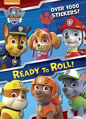 9780553507959: Ready to Roll! (Paw Patrol) (Paw Patrol Nickelodeon)