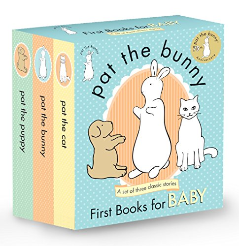 9780553508383: Pat the Bunny: First Books for Baby (Pat the Bunny) (Touch-and-Feel)