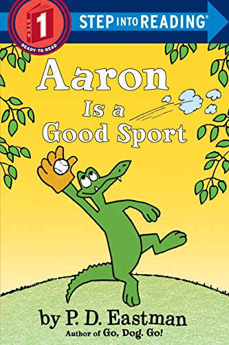 9780553508420: Aaron is a Good Sport (Step into Reading)