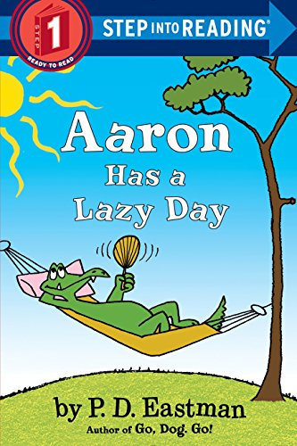 9780553508444: Aaron Has a Lazy Day (Step into Reading)