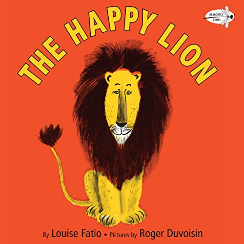 9780553508505: The Happy Lion