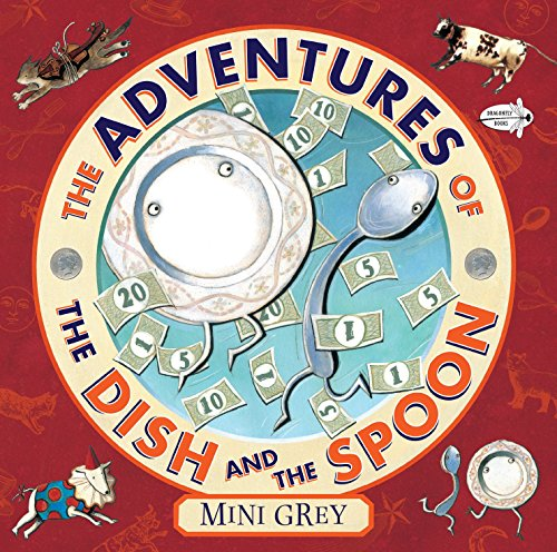 9780553509045: The Adventures of the Dish and the Spoon