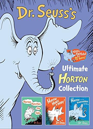 9780553509083: Dr. Seuss's Ultimate Horton Collection
