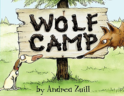 9780553509120: Wolf Camp