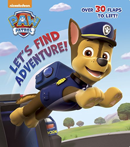 9780553510270: Let's Find Adventure! (Paw Patrol)