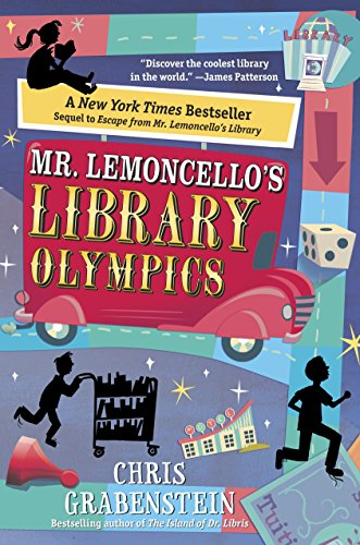 9780553510409: Mr. Lemoncello's Library Olympics