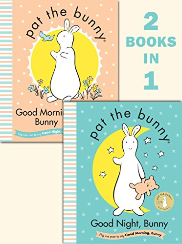 9780553510577: Good Night, Bunny/Good Morning, Bunny (Pat the Bunny)