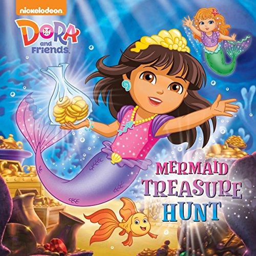 9780553510768: Mermaid Treasure Hunt (Dora and Friends) (Pictureback(R))