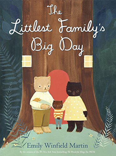 9780553511017: The Littlest Family's Big Day