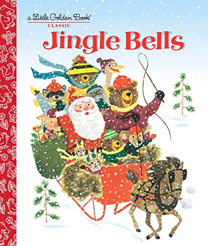 9780553511123: Jingle Bells (Little Golden Book)