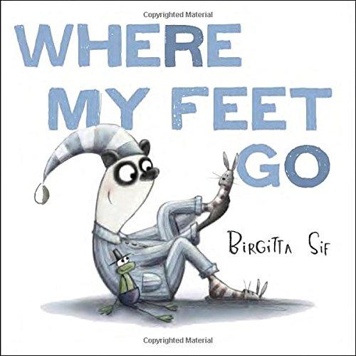 9780553511642: Where My Feet Go