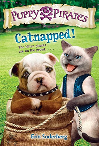 9780553511734: Puppy Pirates #3: Catnapped!