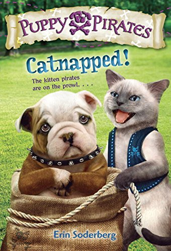 9780553511741: Puppy Pirates #3: Catnapped!