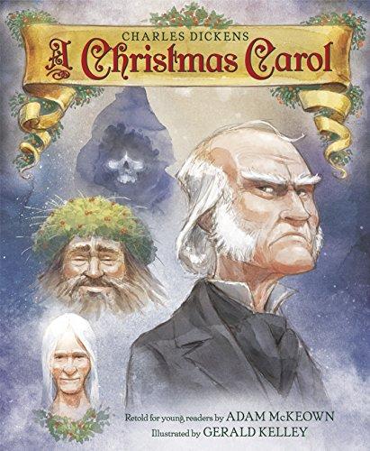 A Christmas Carol: Adam McKeown