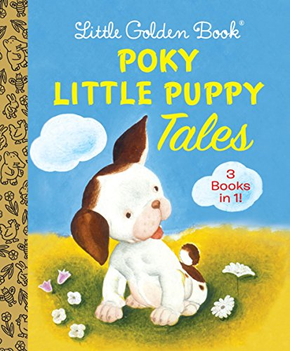 9780553512083: Little Golden Book Poky Little Puppy Tales
