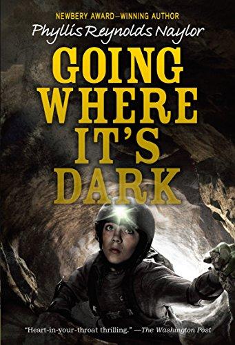 Going Where It's Dark: Phyllis Reynolds Naylor