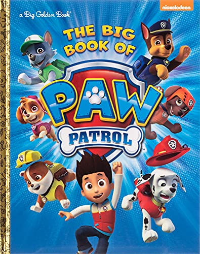 9780553512762: The Big Book of Paw Patrol (Paw Patrol) (Big Golden Book)