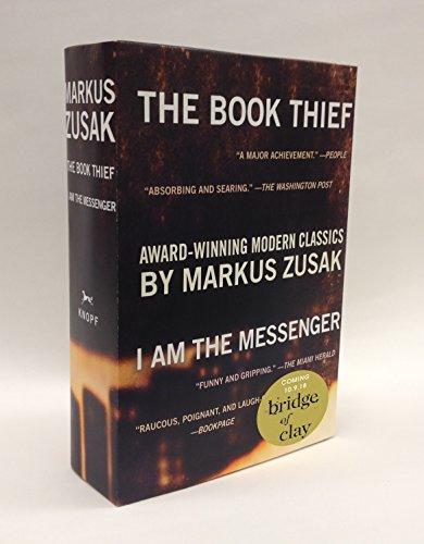 9780553513141: The Book Thief / I Am the Messenger